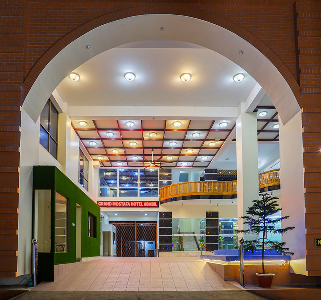 Grand Mostafa Hotel Ababil